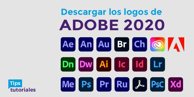 Descargar todos los logos de Adobe 2020 en vector