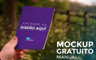 Mockup Gratuito Manual